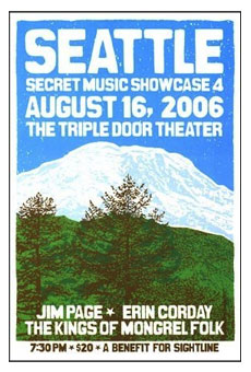 Seattle Secret Music Showcase 4
